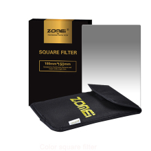 Zomei Square Filter 100mm x 150mm Graduated Neutral Density Gray GND248 ND16 100mm*150mm 100x150mm for Cokin Z-PRO Series Filter(China)