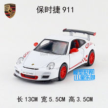 KINSMART Die Cast Metal Models/1:36 Scale/2010 911 GT3 RS toys/for children's gifts or for collections