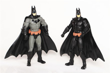 "J.G! Free Shipping 7""/18cm Marvel The Dark Knight Mc Batman Action Figure Toy 1/6 Super Hero Superhero Classic Toys For Children"