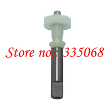 HENGLONG 3869-1 RC tank Jagdpanther 1/16 spare parts No.69-093 Long drive shaft / 58mm high plastic gear(China)