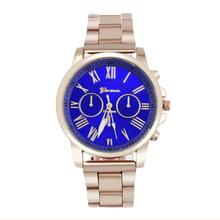 Attractive  Luxury Stylish Fashion Top Quality Stainless Steel Quartz Sports Dial Wrist Watch OT7