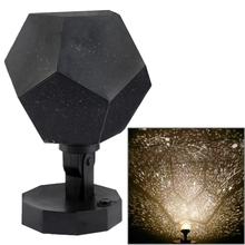 Night Light LED Lamp Planetarium Star Celestial Projector DIY Lamp Night Sky Light For Romantic Party Bedroom Bed Lamp(China)