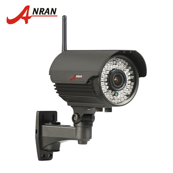 ANRAN 1080P IP Camera WIFI Sony Sensor 25fps H.264 HD Onvif 78IR Zoom Lens 2.8-12mm Home Outdoor Wireless Surveillance Camera