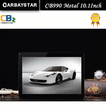 Android tablet Pcs CB990 Metal 10.1 inch tablet PC Phone call  Quad Core 1+16 Dual SIM GPS IPS FM bluetooth 8 9 10 tablets