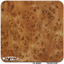 TSD13120 Wood Pattern 1m*10m Hydrographics Liquid Image Hydro Dipping Water Transfer Printing Film(China)