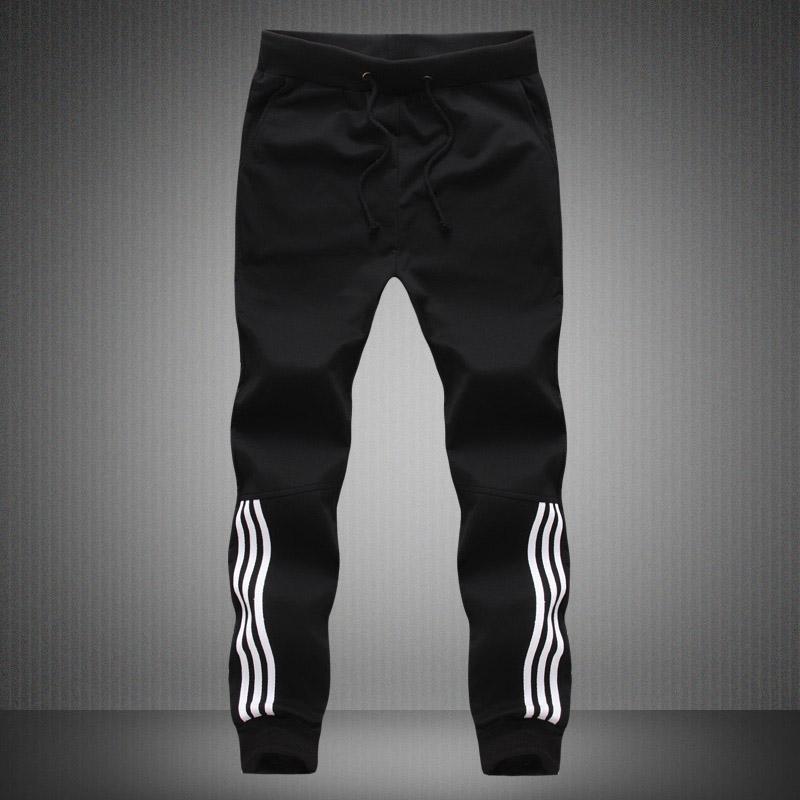 New-Fashion-Tracksuit-Booms-Mens-Pants-Coon-Sweatpants-Mens-Joggers-Striped-Pants-Gyms-Clothing-Plus-Size