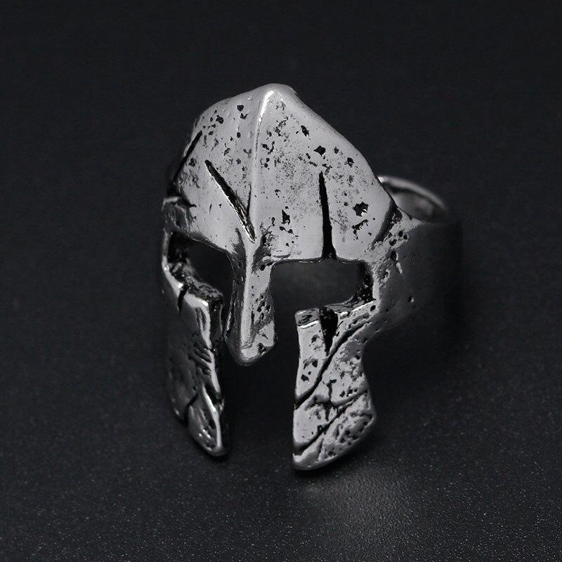 แหวนวันรุ่น Code 053 Spartan Series 2 โลหะผสม2
