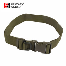 Adjustable Military Army Nylon Utility Buckle Belts Tactical Combat Field Belt Outdoor Sportswear Waistband Belt Waist Support