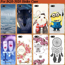Special Design SOFT TPU Case For BQ BQS 5020 Strike Painting Cover Paint Patterns Popular Case tpu Cover FOR BQ strike BQS-5020
