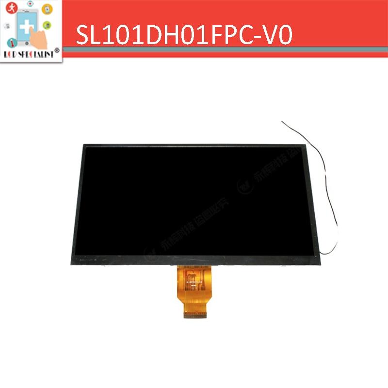 OEM 10.1 lcd screen SL101DH01FPC-V0 for Ainol NUMY 3G AX10T Dual-Core 1080P HD Panel LCD Display Screen <br><br>Aliexpress