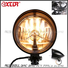 Head Light Headlight Lamp Chopper High Quality For Harley Davidson Bobber Chopper Cruiser Motorcycle