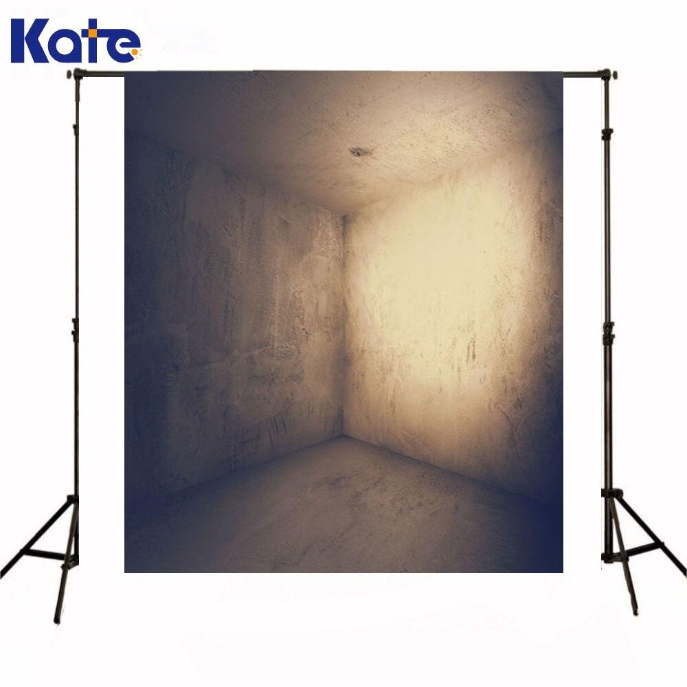 Kate Newborn Baby Backdrops Photography Corner Retro Wall Fondo Fotografico De Estudio 3D Room Indoor Studio Backgrounds<br>