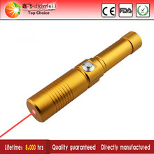 Rechargeable 650nm Red Laser Pointer 200mW High Power Laser Flashlight Adjustable Focus FREE SHIPPING COST(China)