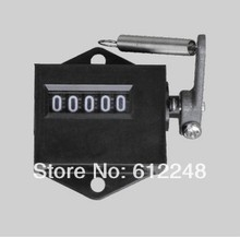 JS-5C mechanical conter meter,pull pounch counter meter