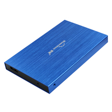 1TB external mechanical hard disk 5400rpm sata with aluminum hdd enclosure 2.5'' hdd USB 3.0 5gbps hard drive disco duro(China)