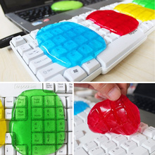 Wiper Cleaner Super Clean Slimy Gel Home Dust For Keyboard All-Purpose Miraculous Unique Kitchen Accessories Color Randomly(China)