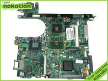 416903-001 laptop motherboard for HP COMPAQ NX8220 NC8230 series  INTEL 915PM with graphics card  ATI 9800 DDR2 free shipping