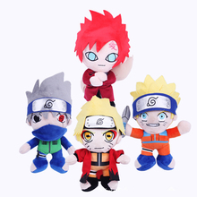 Cartoon JUMP COMICS Uzumaki Naruto Plush toys 4 style Creative doll dolls Children 's birthday present