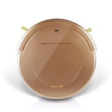 Automatic sweeping robot intelligent vacuum cleaner for home mini vacuum cleaner thin mopping machine(China)
