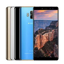 M-Horse Pure 1 4G Smartphone 5.7 Inch 18:9 Ratio Screen 4380mAh Android 7.0 Cellphones 3GB 32GB MTK6737 Quad Core Mobile Phone(China)