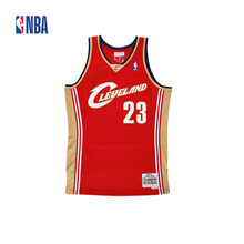 Original NBA Jerseys M&N SWINGMAN Retro Jerseys Number 23 Cleveland Cavaliers Lebron James Men's Breathable Basketball Jerseys(China)