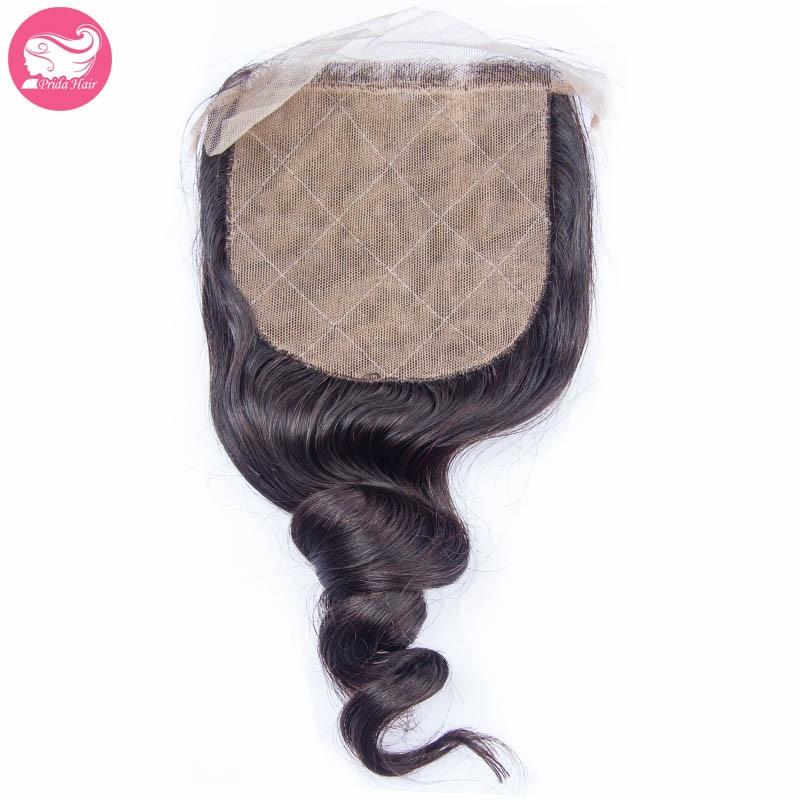 Peruvian Silk Base Closure Loose Wave 7A Unprocessed Human Virgin Hair Silk Top Lace Closure 3 Part 4x4 Silk Base Lace Closures<br><br>Aliexpress