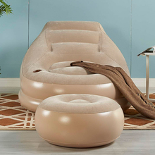 Leisure inflatable sofa Creative little sofa Nap balcony bedroom  chair