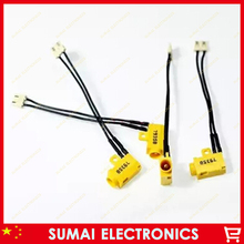 10pcs/lot New DC power charger jack with cable for PSP 2000 3000 Charging interface Power plug(China)