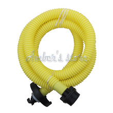 Air Foot Pump Hose with Valve Connector for Inflatable Boat Accessories Free Shipping(China)