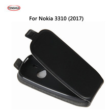 "YINGHUI Luxury PU Leather Case For Coque Nokia 3310 Case Flip 2.4"" Phone Accessories Cover For Fundas Nokia 3310 Cover Capa Para"
