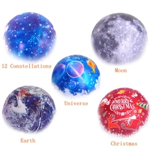 Magic Diamond Dimming LED Lamp Starry Sky Colorful Universe Porjection Light Moon Earth Christmas  Light