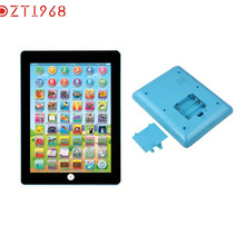 DZT1968 Modern Original Chinese English Language Educational Tablets Study Learning Machine Toy For kids  H19