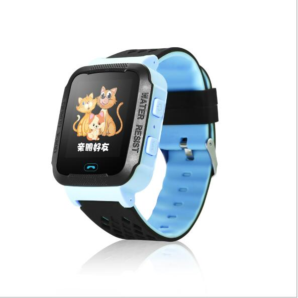 Smart Telecom Childrens Watch CDMA Real-Time Positioning Pedometer Dual Talk Touch Screen Voice Micro Chat Table with Wifi SOS <br>