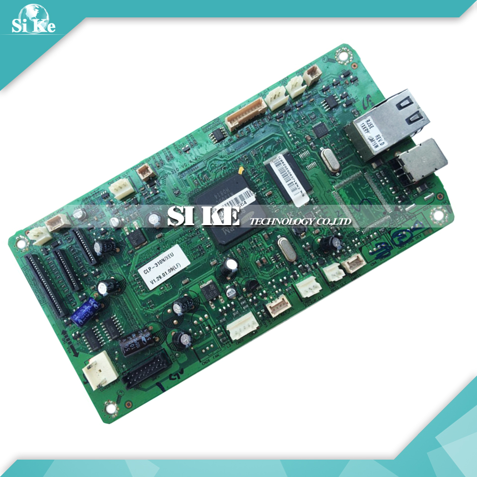 Laser Printer Main Board For Samsung CLP-310N CLP 310N CLP310N Formatter Board Mainboard Logic Board<br>