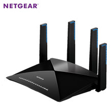 NETGEAR R9000 Nighthawk X10 Smart WiFi Router AD7200(800+1733+4600Mbps) 802.11ac/ad Quad-Stream Wave2 USB3.0*2 Multi Language(China)