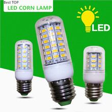 E27 20W 69LED SMD5730 ED Bulbs 220V 230V 240V LED Lights Warm white cold white LED Corn Bulb(China)