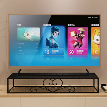 TV Set Shelf TV Heightening TV Rack Mounting Bracket Hanging Rack Metal TV Stand Holder