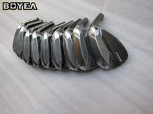 Brand New Boyea Speed Blade Iron Set Golf Forged Irons Golf Clubs 4-9PAS Regular and Stiff Flex Graphite Shaft With Head Cover