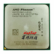 AMD Phenom X4 9550 2.2 GHz Quad-Core CPU Processor HD9550WCJ4BGH Socket AM2+
