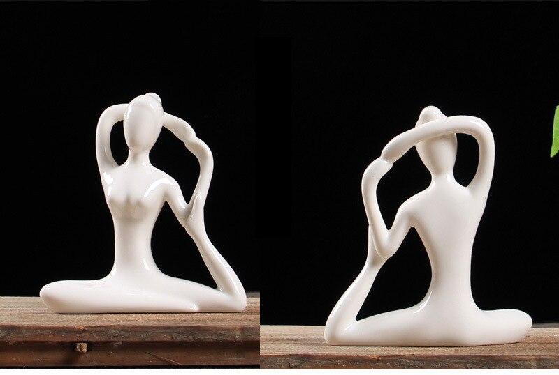 Yoga Figurines (10)