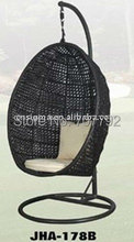 Hot sale SG-JHA-178B Rattan hanging egg chair