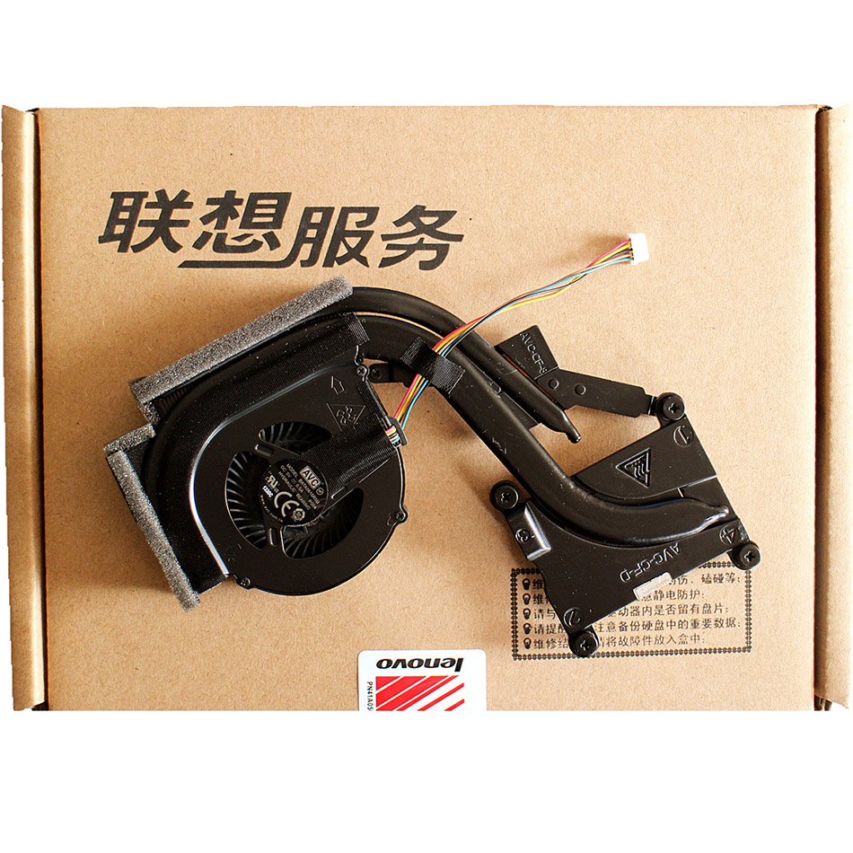 New Original Cooling Fan For Lenovo ThinkPad T440p 42M25M Cooler Radiator Cooling Fan Heatsink<br>
