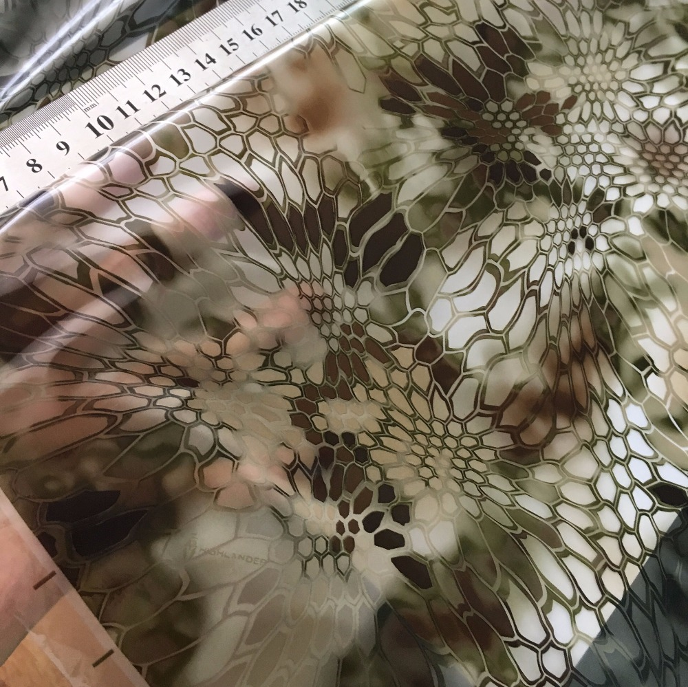 HF0864-1 50cm wide Free Shipping Snake Skin Water Transfer Printing Film Aqua Print Films Motorcycle/car Hydrographics Film(China (Mainland))