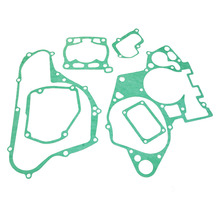 For suzuki RM125 RM 125 1998 1999 2000 Motorcycle engine gaskets include crankcase covers cylinder gasket kit set(China)