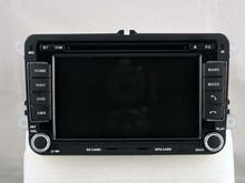 VW Golf DVD Player GPS Navitel Volkswagen/SEAT SKODA/golf 6 passat b6 b7 cc Car Navigation Android - Autojeta store