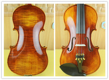 New excellent handmade 4/4 Full Size professional Violin powerful sound with Case Bow Rosin