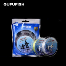 GUGUFISH 100M Hot Selling Nylon thread Strong tension Fishing Line 1.8LB 27LB Wear resistance Monofilament Free Shipping