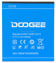 1PCS DOOGEE X5 Battery 2400mAh 100% Original New Replacement accessory accumulators For DOOGEE X5 Pro Cell Phone  - IN Stock