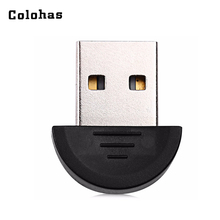 Mini USB Dongle Wireless Bluetooth V2.0 Receiving & Sending Adapter for Laptop PC PDA Headset Camera Smart Device(China)