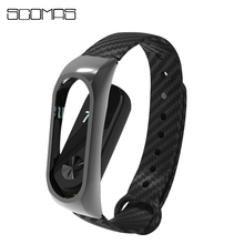 Buy SCOMAS Carbon Fiber Replacement Wrist Strap Bracelet Xiaomi Miband 2 Metal Frame Smart Watch Band Xiaomi band 2 Miband 2 for $3.42 in AliExpress store